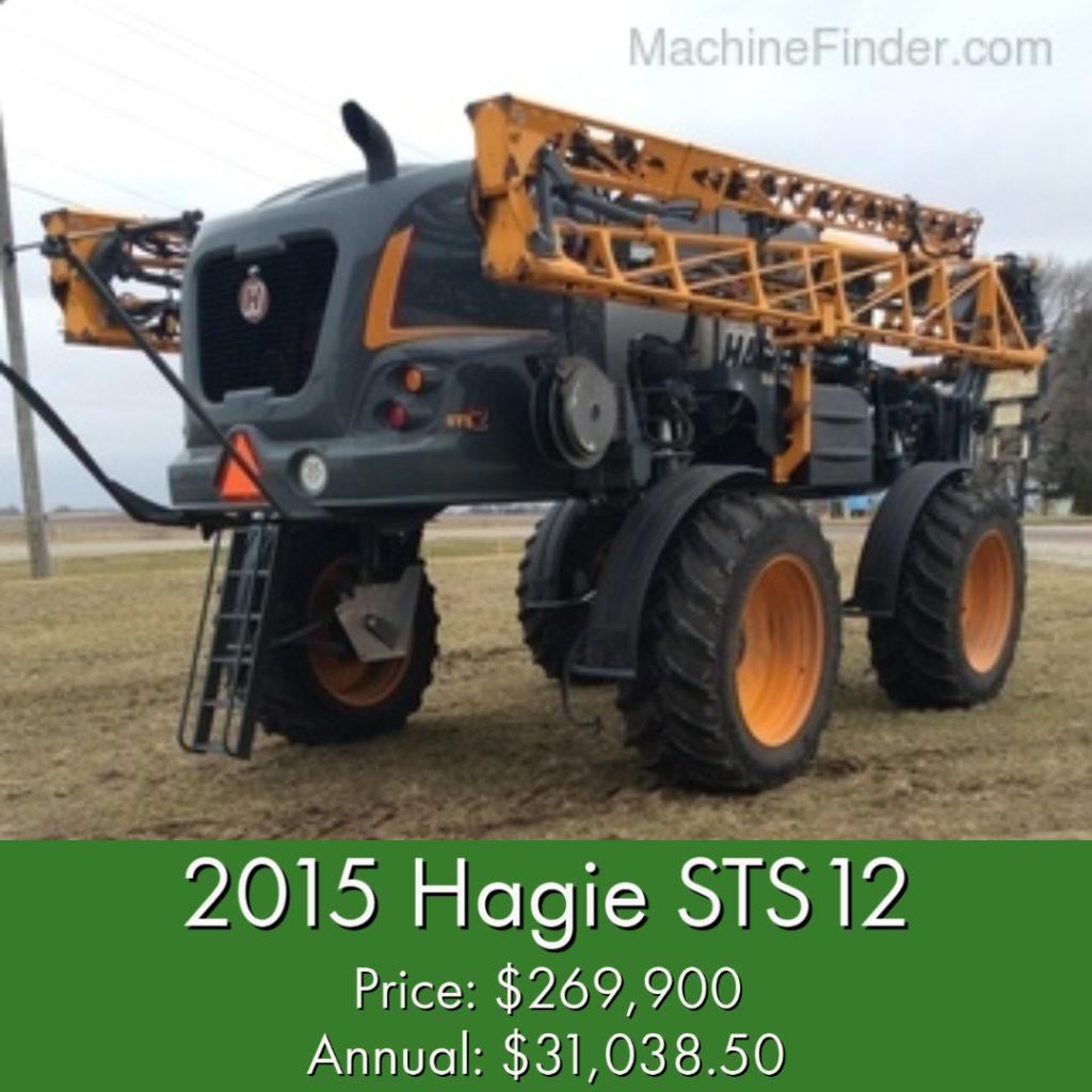 2015 Hagie